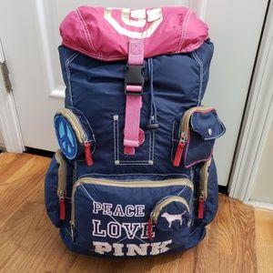 PINK VICTORIA'S SECRET Rare Backpack